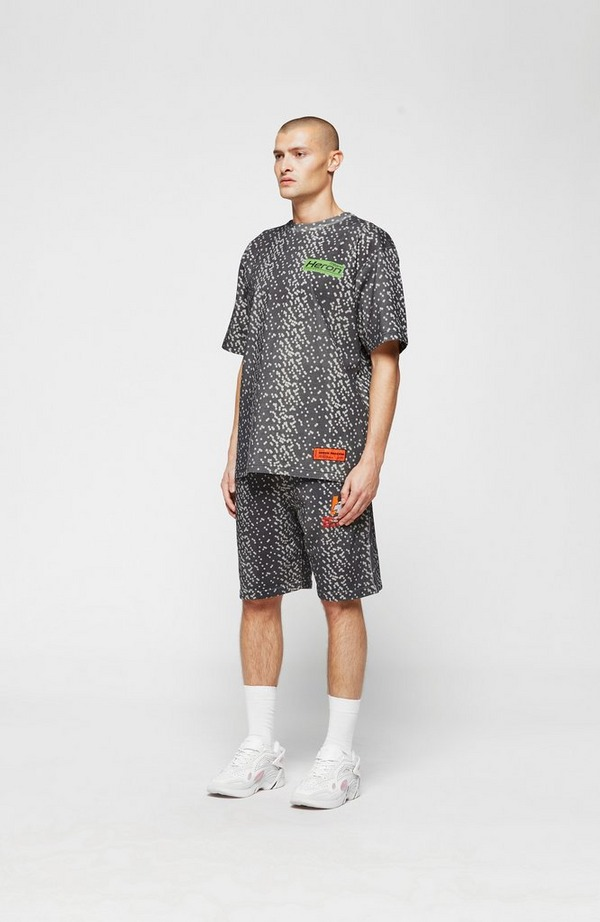 Dots Camouflage Short Sleeve T-Shirt