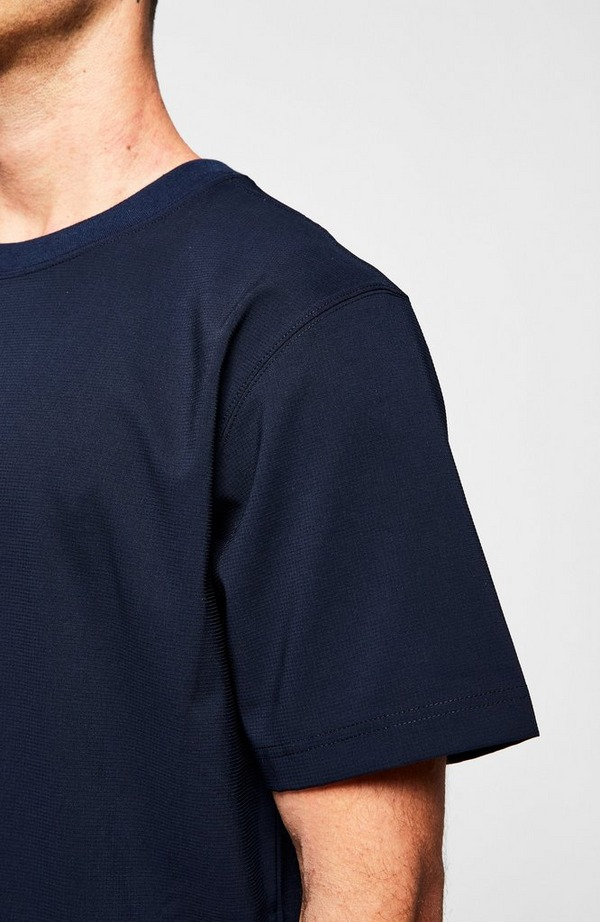 Logo Label Short Sleeve T-Shirt