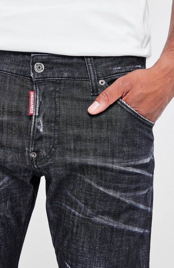 Sexy Twist Washed Jean