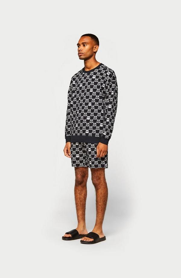 Milano Chain Sweatshirt