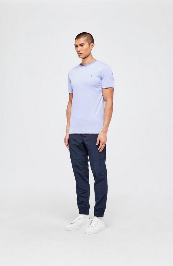 Fine Stripe Short Sleeve T-Shirt