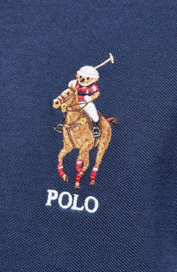Polo Bear Short Sleeve Polo