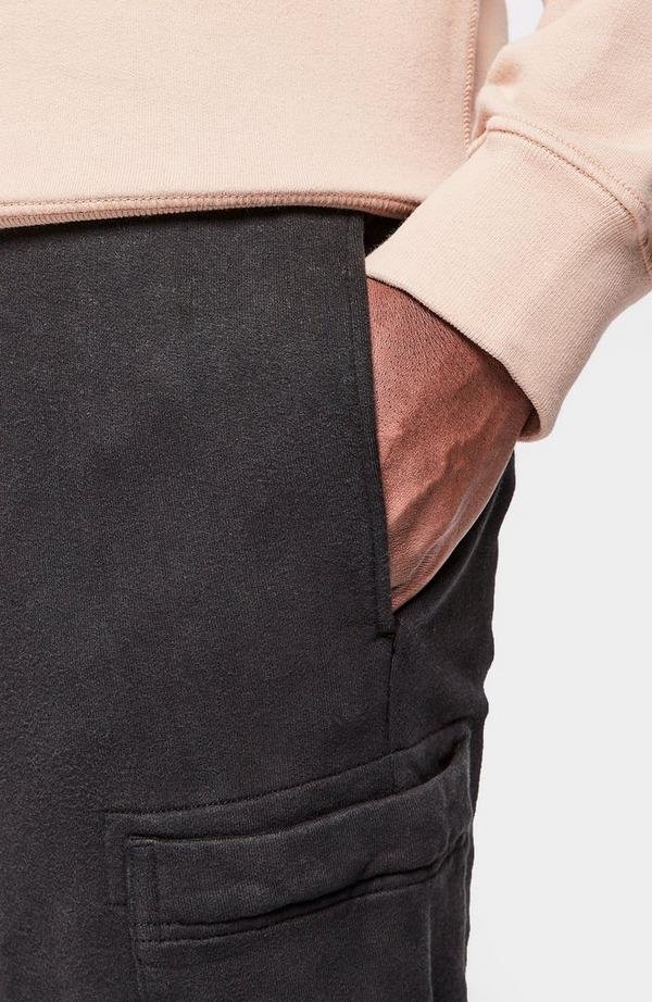 Badge Pocket Garment Dye Jog Pant