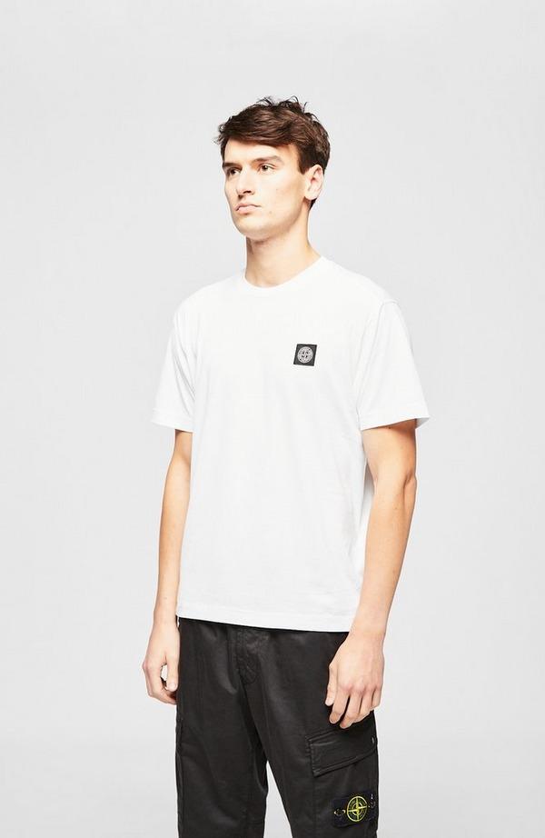Patch Short Sleeve T-Shirt