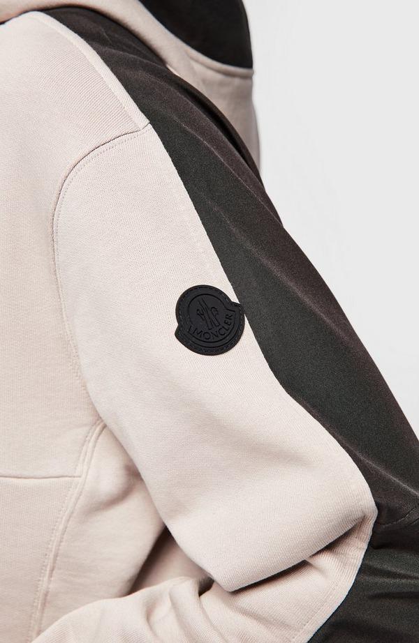 Badge Arm Pull Over Hoodie