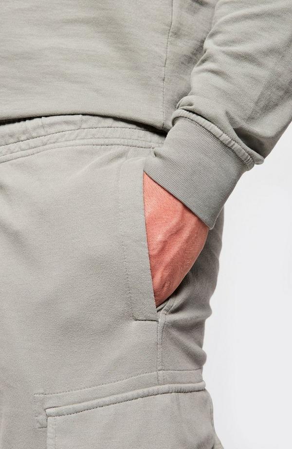 Lens Pocket Lightweight Fleece Short