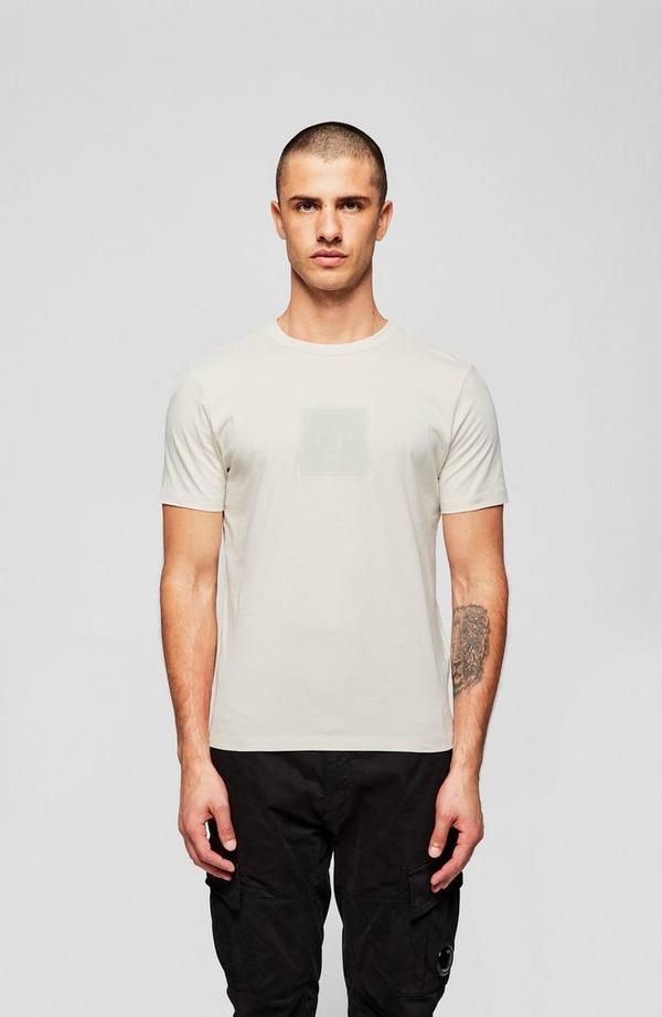 Metropolis Large Patch Short Sleeve T-Shirt