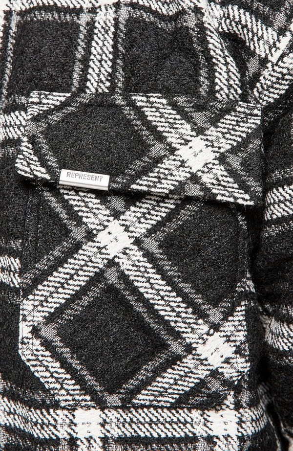 Sherpa Check Shirt