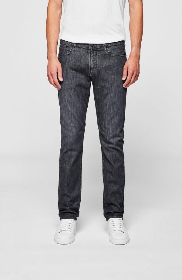 J06 Washed Grey Slim Jean