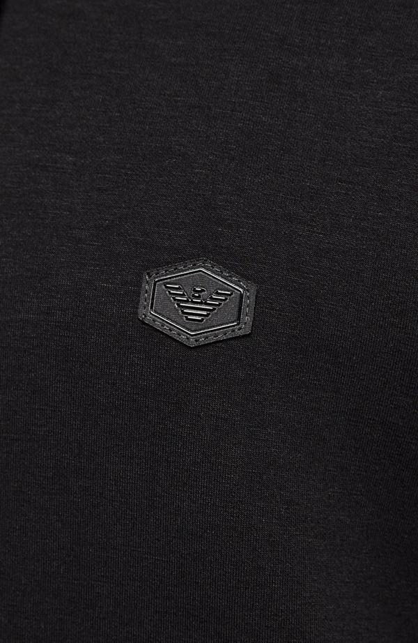 Small Eagle Logo Hoodie