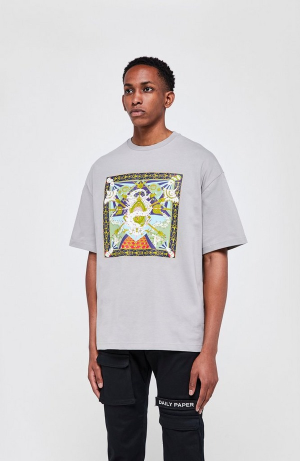 Leval Print Short Sleeve T-Shirt