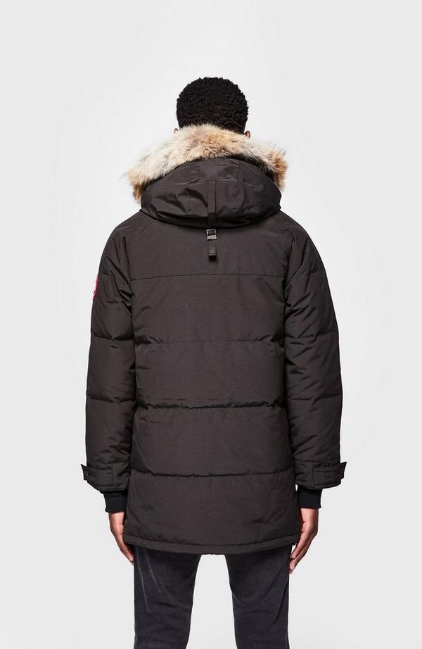 Emory Fur Hooded Parka