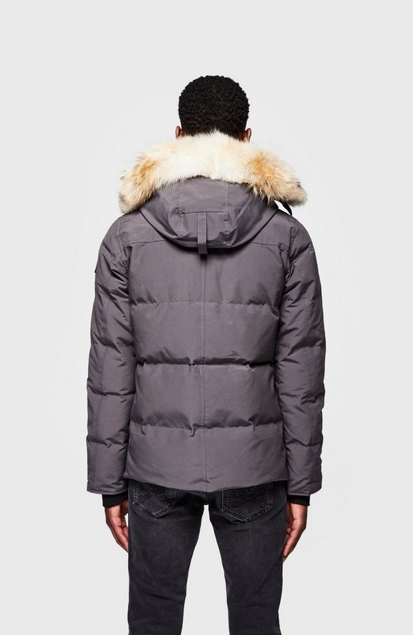 Wyndham Fur Hooded Parka
