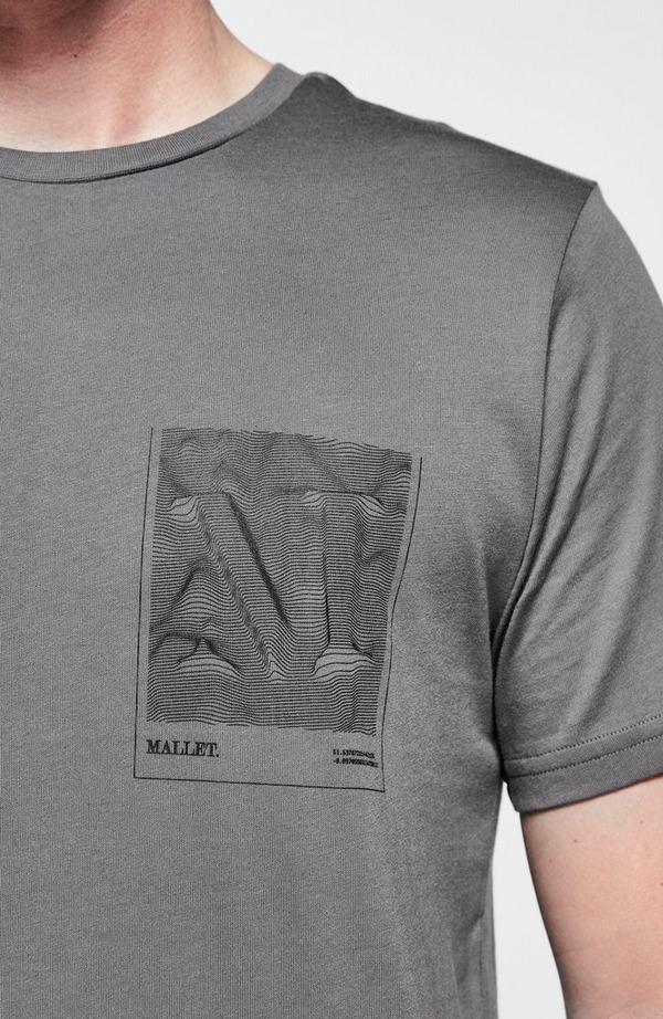 Box Contour Short Sleeve T-Shirt