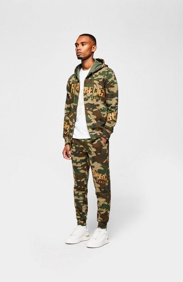 Camouflage Jogging Bottom