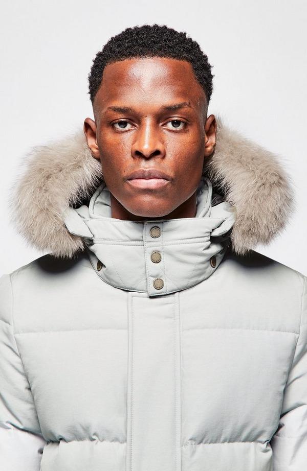 Richardson Cloud Fur Hood Jacket