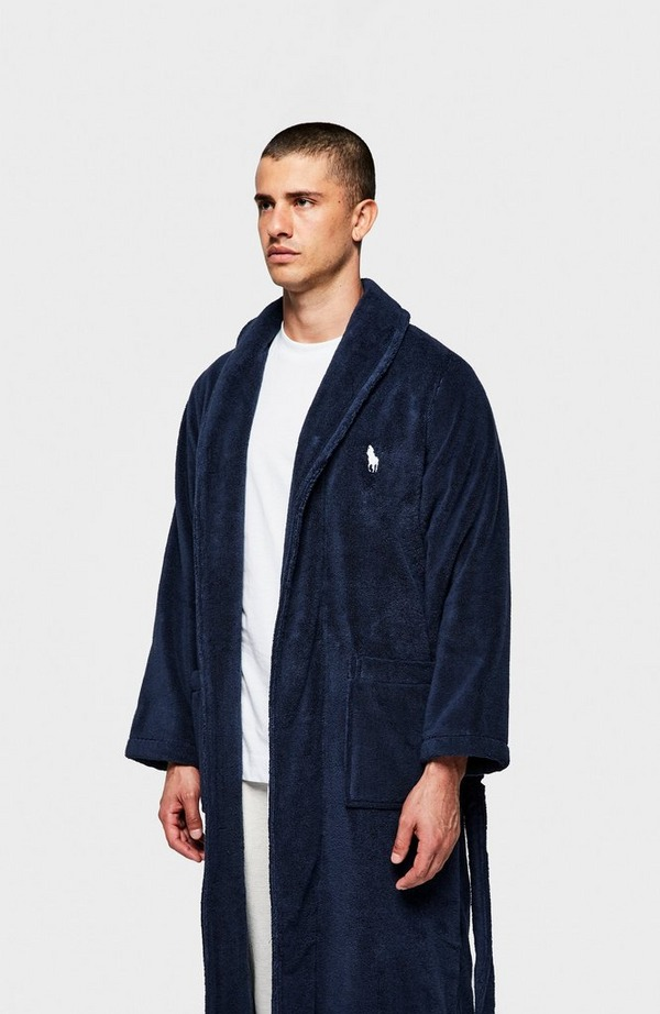 Soft Terry PP Dressing Gown