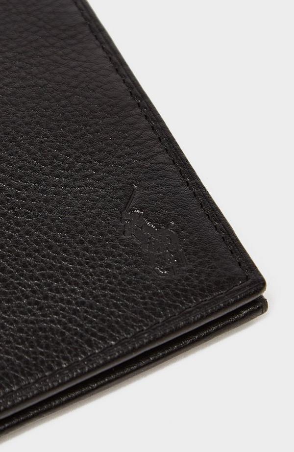 Bsr Soft Grain Billfold Wallet