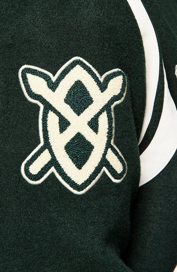 Hobe From Africa To The World Varsity Jacket