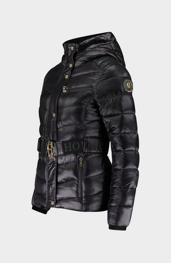 Vermont Short Hooded Puffer Jacket