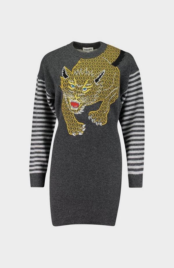 Crawling Tiger Dress