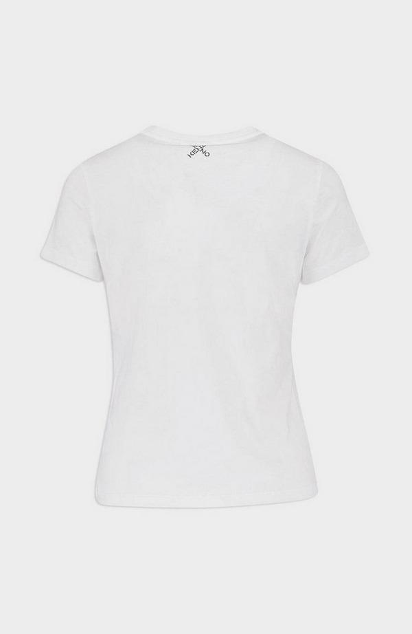 Double Logo Short Sleeve T-Shirt