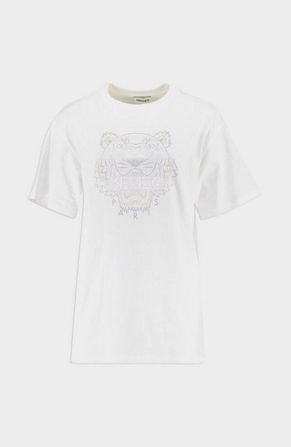 Gradient Tiger Oversized T-Shirt