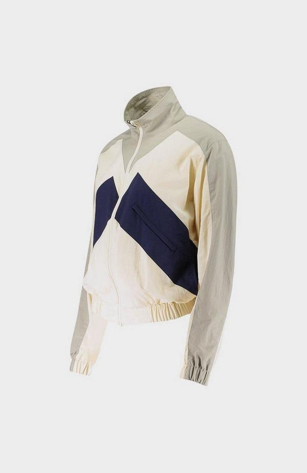 Colourblock Track Jacket