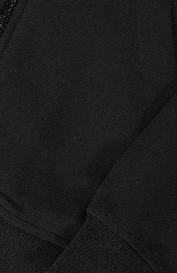 Core Logo Zip Through Sweatshirt