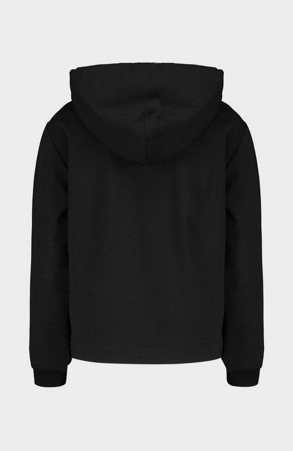 Core Logo Hooded Sweatshirt