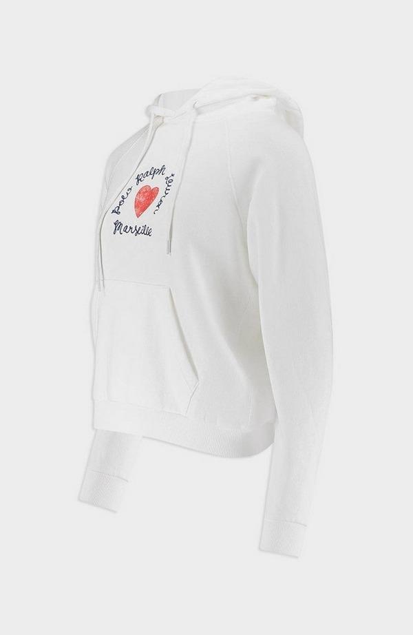 Polo Love Heart Hoodie
