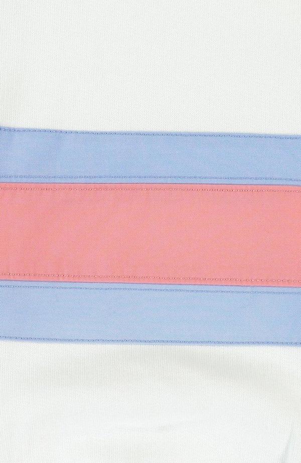 Stripe Logo Leg Jogging Bottom