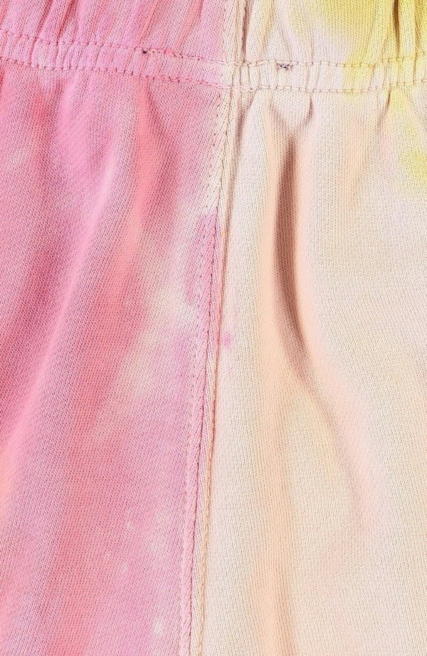 Player Pony Badge Tie Dye Jogging Bottom
