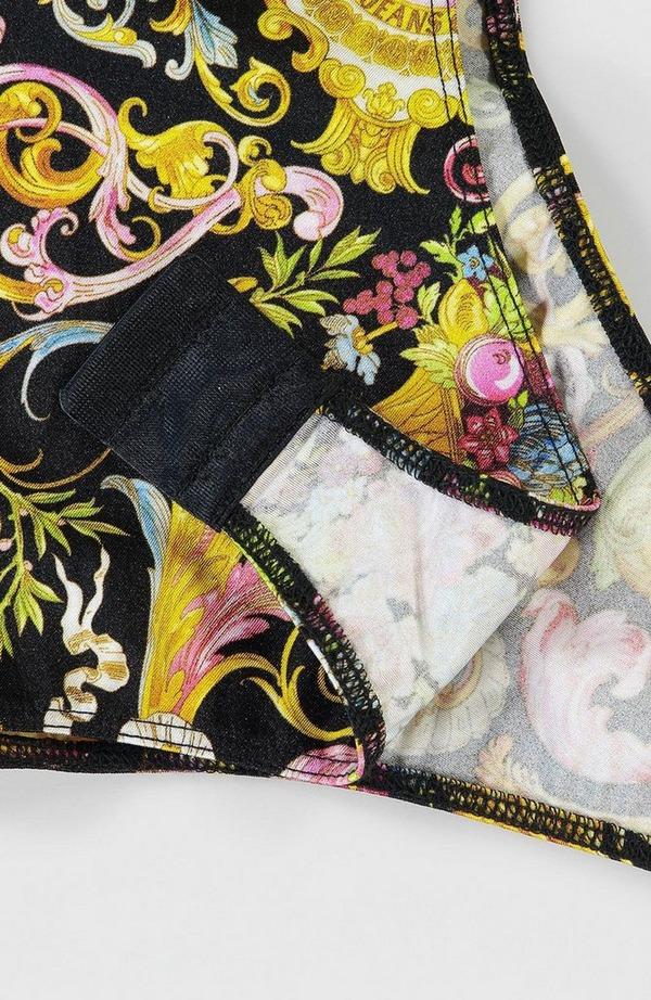 Versailles Print Bodysuit