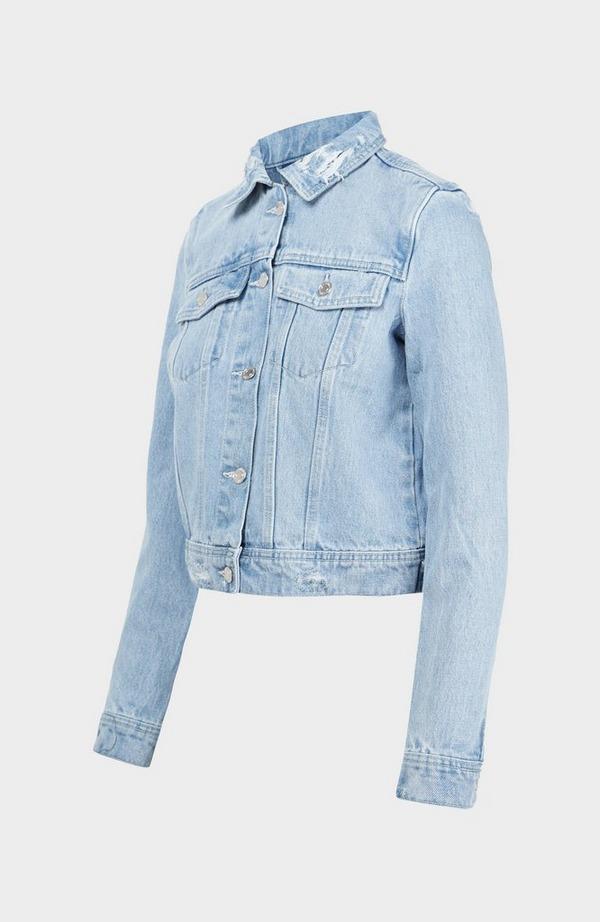 Adelya Denim Jacket