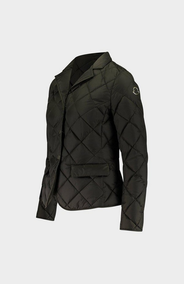 Tianoa Quilted Jacket