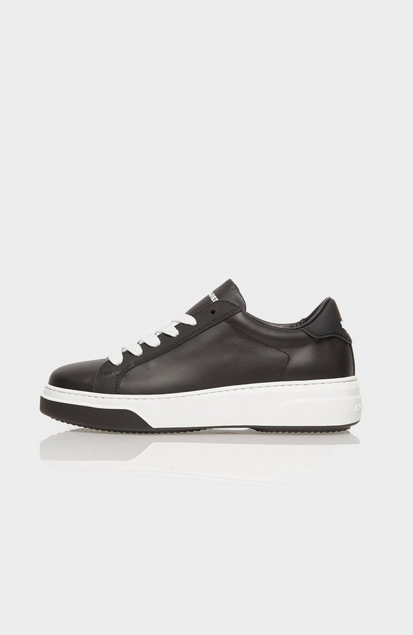 Court Leather Trainer