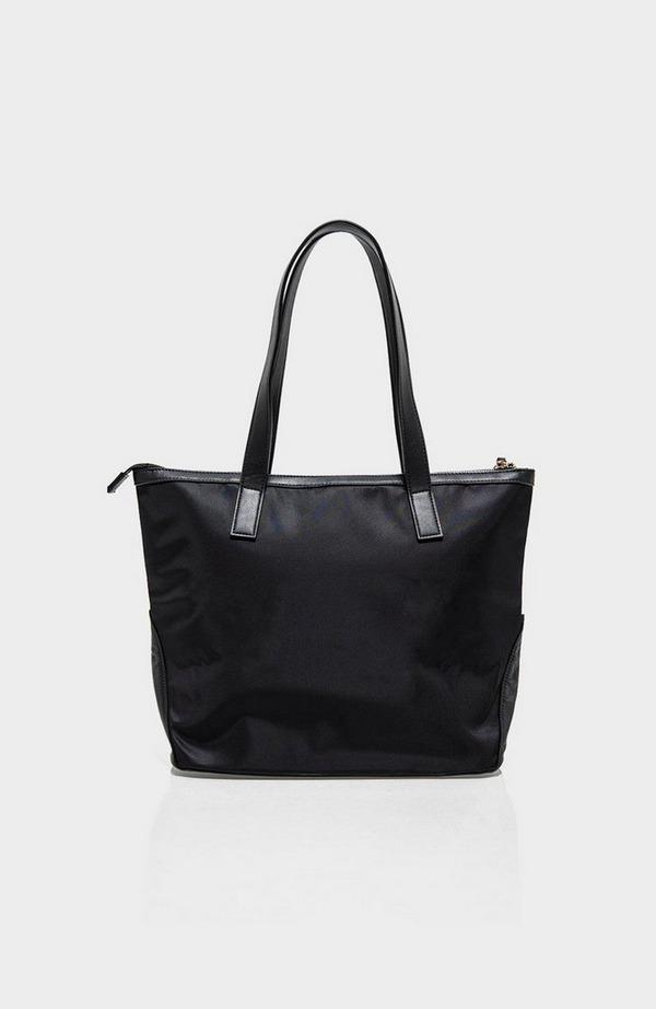 Marien Medium Nylon Tote Bag