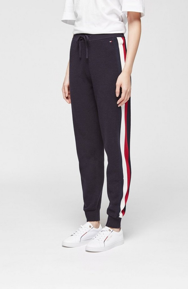 Global Stripe Jogging Pant