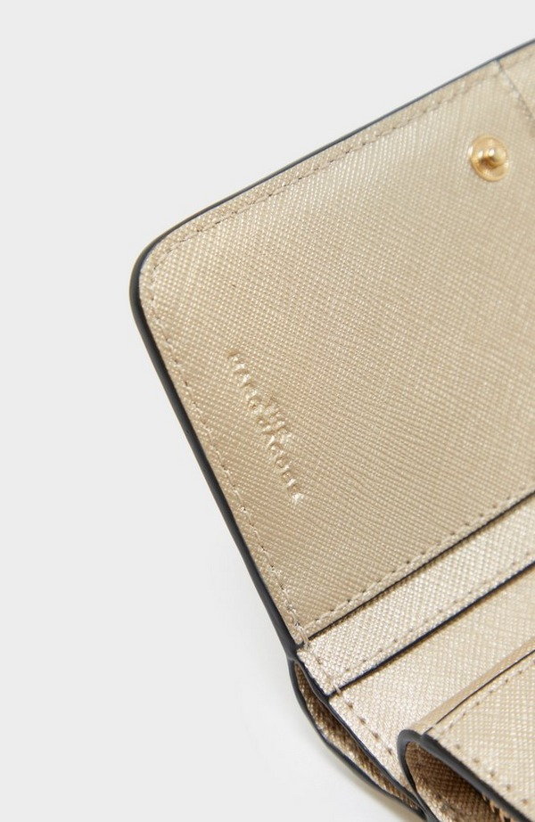 Snapshot Metallic Compact Wallet