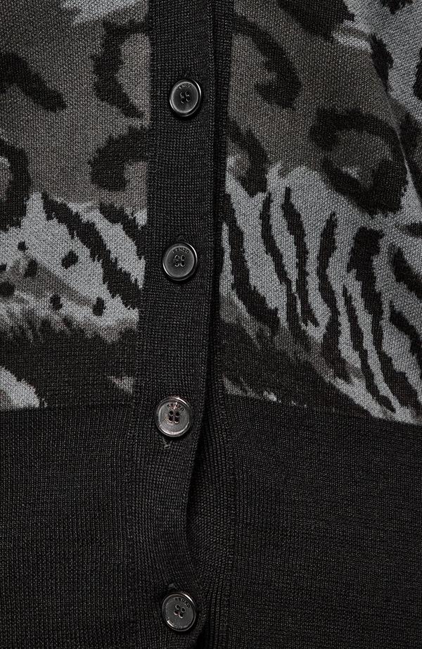 Cheetah Leopard Cardigan