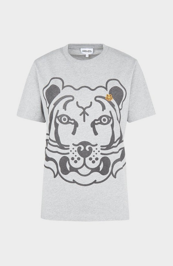 K Tiger Loose T-Shirt