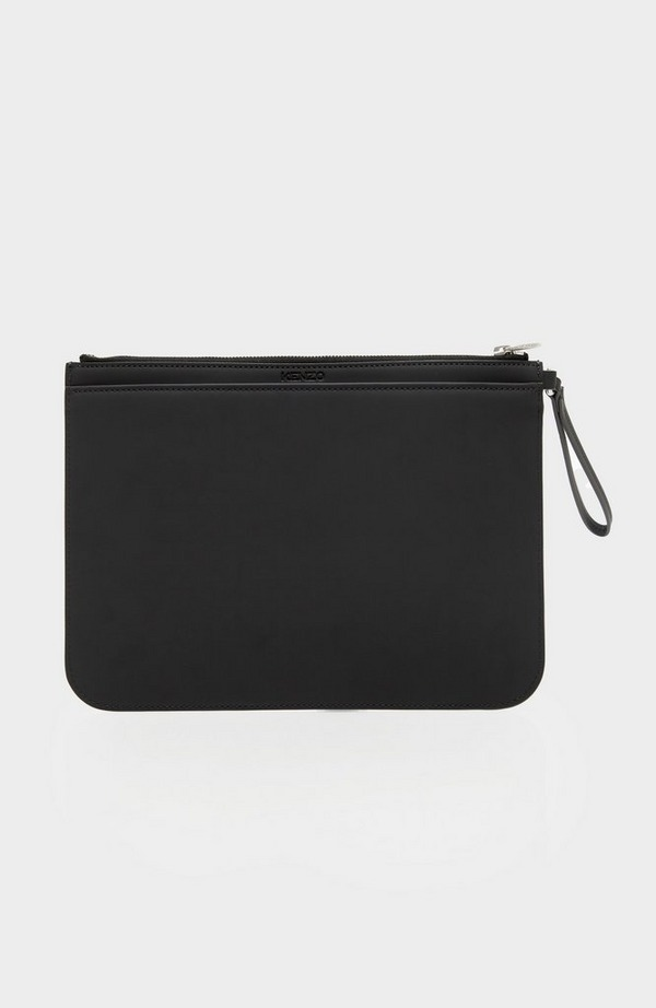 Rubber Tiger Large Clutch