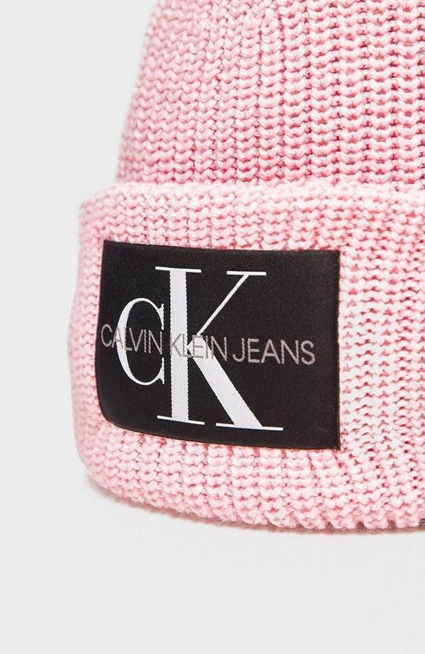 Monogram Logo Beanie Hat