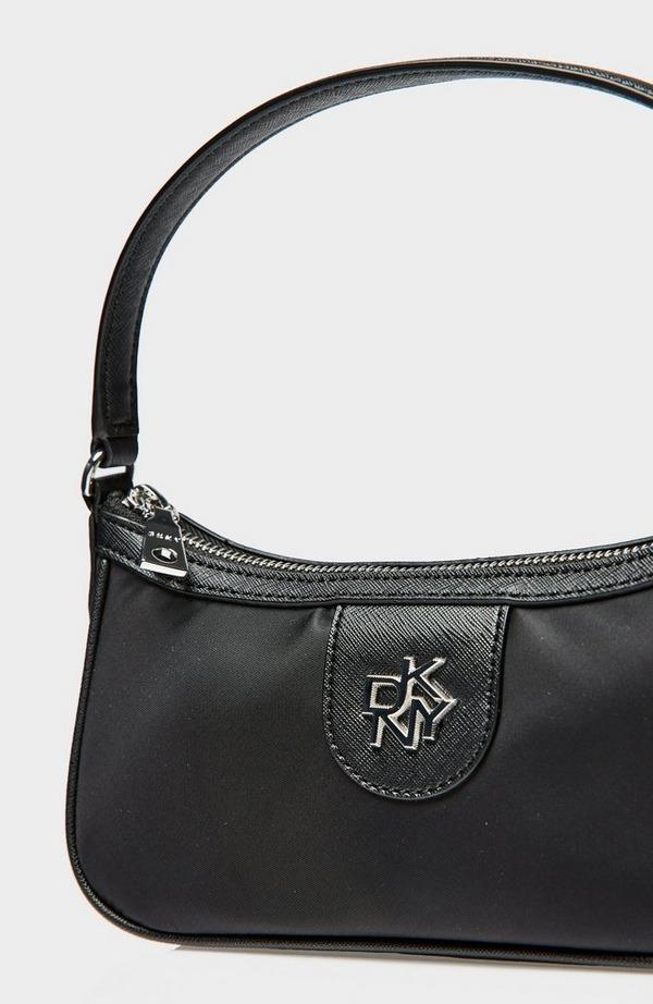 Carol Nylon Baguette Bag