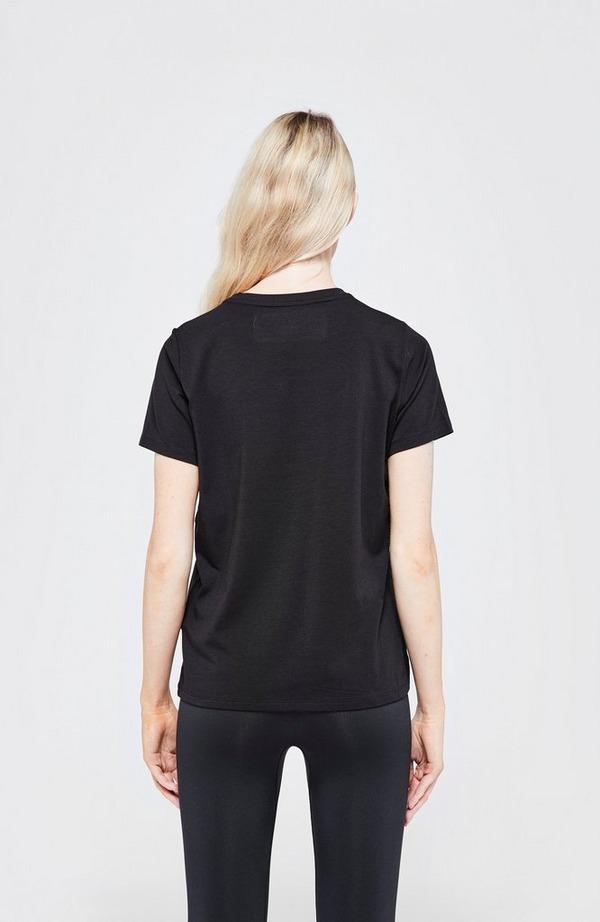 Track Logo Short Sleeve T-Shirt