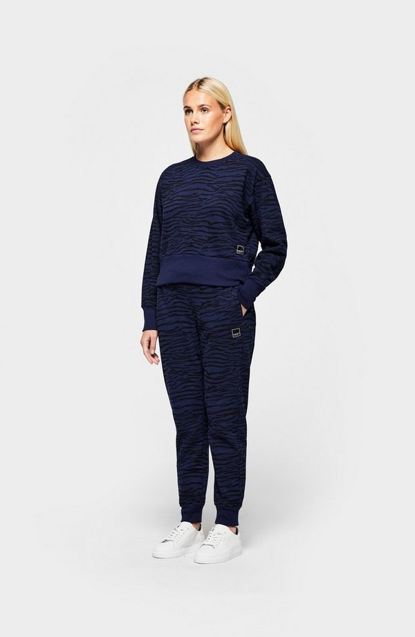 Tiger King Relaxed Jogging Bottoms