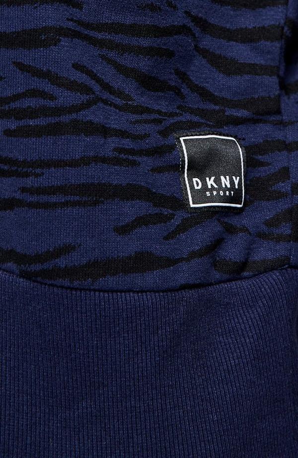Tiger King Cropped Crew Neck Sweatshirt