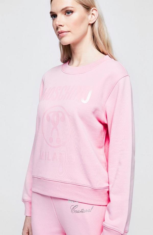 Iconic Logo Sweatshirt