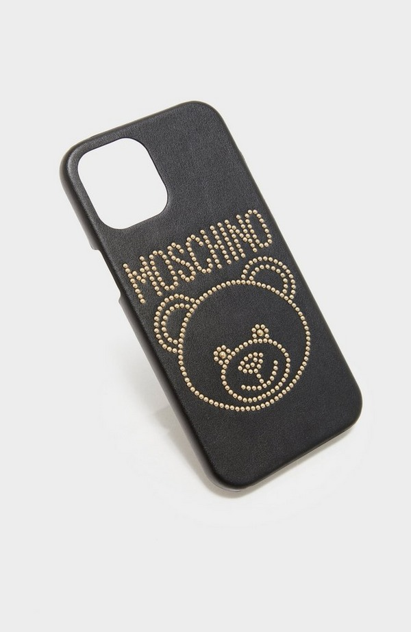 Leather Teddy Iphone Case